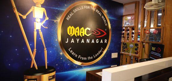 MAAC Jayanagar – Inauguration
