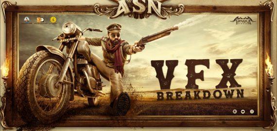 Avane Srimannarayana VFX Breakdown